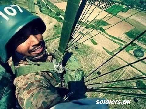 Parachute Jump (Para Training)