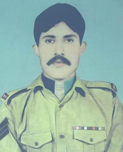 Havildar Lalak Jan Shaheed