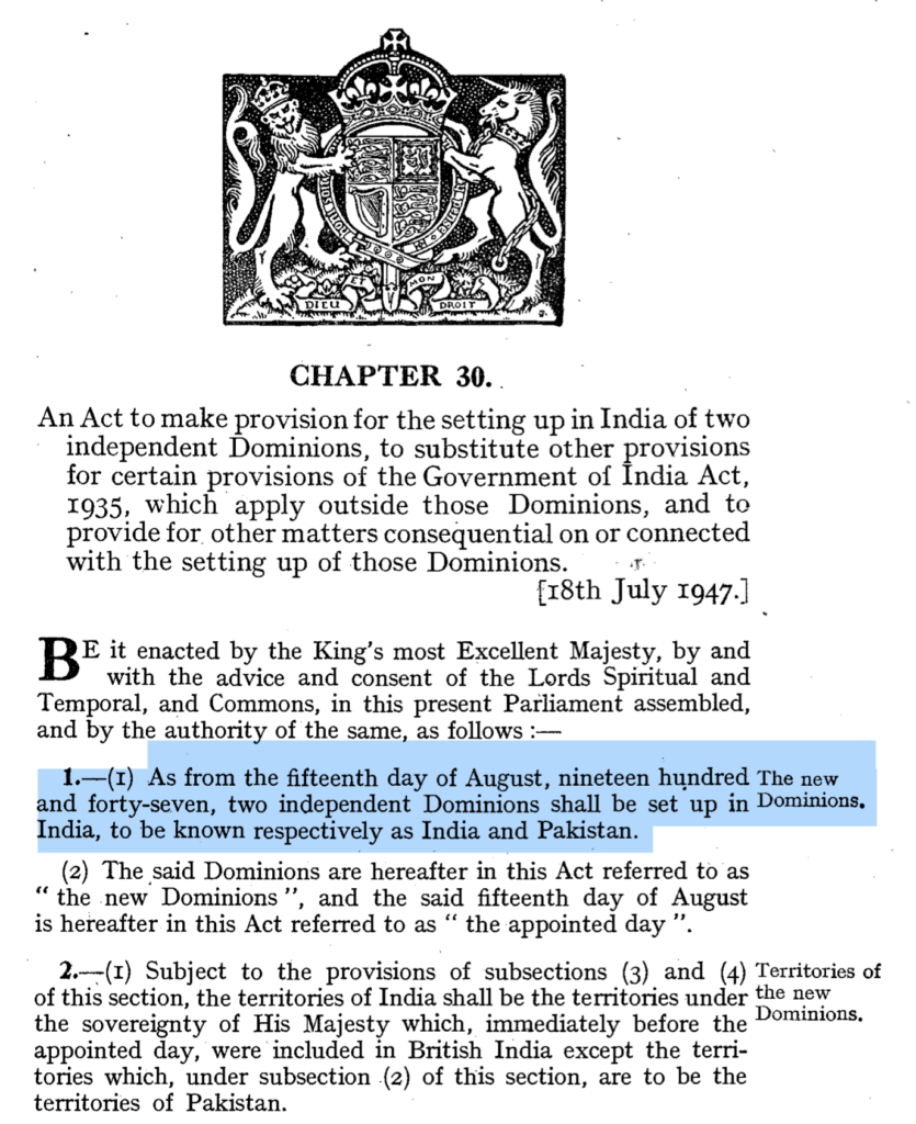 indian-independence-act-15th