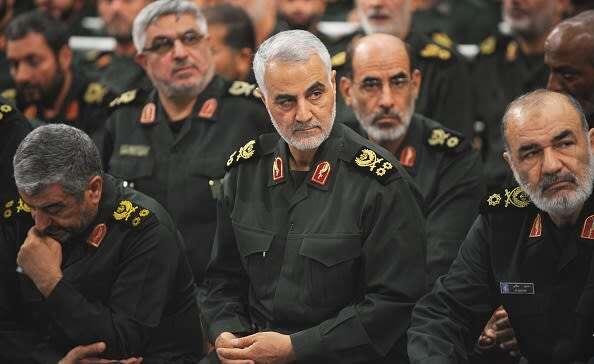 US airstrike killed Iran's non-govt run army General